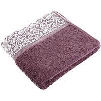 Полотенце La Nuit Milena фиолетовое 50x90 см N51925387