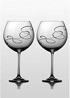 Grandioso набор бокалов для вина 710 (Compliment) 2 шт.