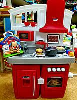 Детская раздвижная кухня Little Tikes (Литл Тайкс)  + Домик с собачкой  прокат в Харькове