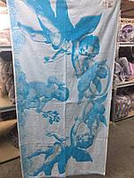 Полотенце махровое ТМ Речицкий текстиль, Ангелочки, 81х160 см