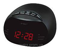 Радио-будильник VST-901-1 с сигналом радио