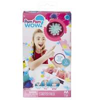 Игровой набор Pom Pom Wow! -  МОДНИЦА (45 помпонов, 7 цветов)