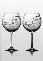Grandioso набор бокалов для вина 710 (Compliment SWAROVSKI) 2 шт.