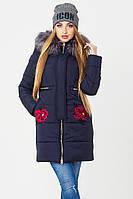 Куртка зимняя BIRD (4 цв), женская зимняя куртка, пуховик, от производителя, дропшиппинг