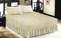 Чехол на кровать и 2 наволочки ESV цвет в ассортименте