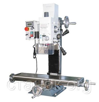 Optimum BF 20 L Vario фрезерный станок по металлу фрезерний верстат Maschinen оптимум бф 20 л варио, фото 2