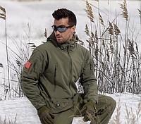 Куртка softshell непродуваемая непромокаемая ESDY (тактическая) e1615ff65fcce