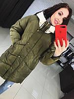 Куртка женская, очень теплая и модная, фото 1