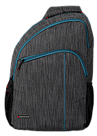 Сумка для ноутбука Promate Ascend1-SB 12'' Grey
