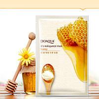 Маска для лица с медом Bioaqua, фото 1