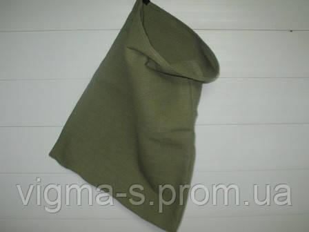 Мешок инкассаторский (40х60) из брезента , фото 1