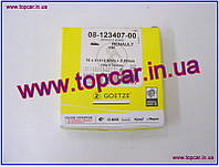 Комплект поршневых колец Renault Kango I +0.50 Goetze Германия 08-123407-00