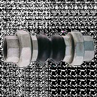 Вибровставки резьбовые тип 2830  GENEBRE