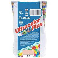 Затирка Mapei Ultracolor Plus 258 персиковая 2 кг N60307168