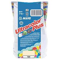 Затирка Mapei Ultracolor Plus 131 ванильная 2 кг N60307204