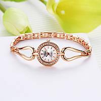 Неординарные стильные женские часы. Отличный подарок для девушки. Хорошее качество. Доступная цена Код: КГ2243