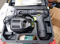 Шуруповерт аккумуляторный STROMO SA12Li