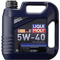 Масло моторное Liqui Moly Оptimal synth 5W-40 4 л N40711808