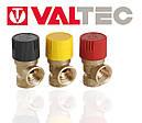 """Клапан предохранительный Valtec DN 1/2""""x6 бар (защита от превышения давления) VT.0490, фото 2"""