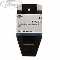 Кронштейн крепления заднего бампера нижний Ford Focus 3