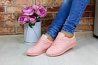 Кроссовки Спорт, цвет-Розовый материал-иск.кожа