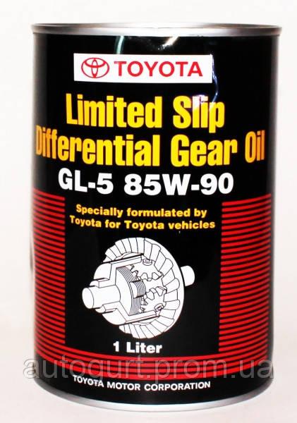 Toyota LSD Gear Oil GL-5 85W90 (1 л.)