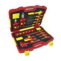 Набор электробезопасного инструмента VDE, 21 ед. JBM