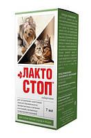 Лакто-Стоп Api San для собак и кошек флакон, фото 1