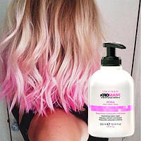 Тонирующая маска для волос KROMASK Розовый 300 мл