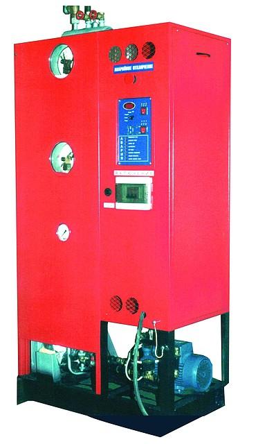 Парогенератор электрический -альтернатива газового парового котла