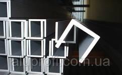 Швеллер алюминиевый 25х20х2,5 мм