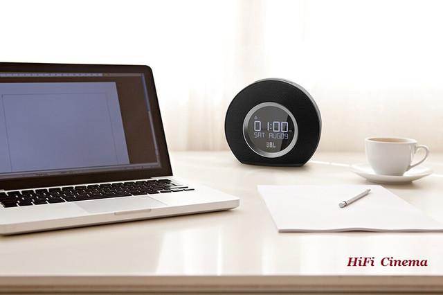 JBL Horizon - Портативная акустика часы будильник радио