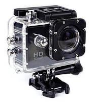 Водонепроницаемая спортивная экшн камера SJ4000 A7 Black