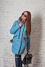Женское зимнее пальто всех размеров 2017-2018 - (модель кт-151), фото 2