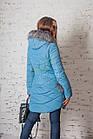 Женское зимнее пальто всех размеров 2017-2018 - (модель кт-151), фото 6