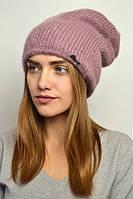 Женская шапка в универсальном размере