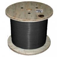 Відрізний одножильний кабель для обігріву дахів TXLP 0.07 Ohm/m
