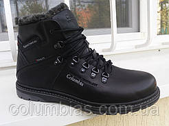 Тёплые ботинки Columbia klasik