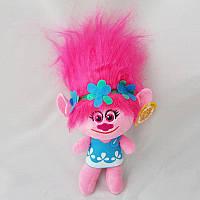 Мягкая игрушка Тролль Розочка 134002