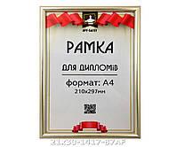 Фоторамка ,пластиковая, А4, 21х30, рамка , для фото, дипломов, сертификатов, грамот, картин, 1417-87