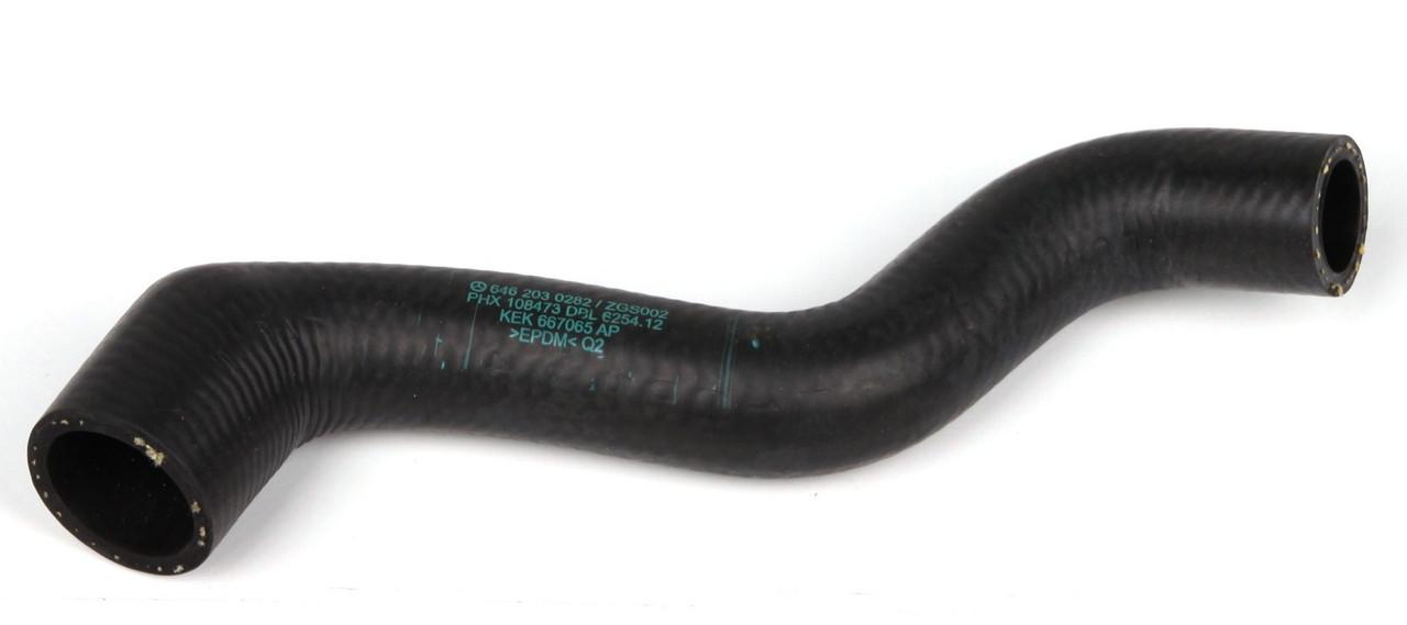 Патрубок теплообмінника MB Sprinter CDI Mercedes