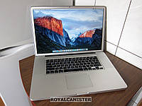 MACBOOK PRO 17 Core2Duo 2.8GHz 4GB FHD 1920x1200 матовый!