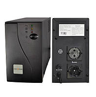ИБП (UPS) LogicPower LP-1200VA Black, 1200VA