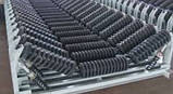Гуммирование, или Футеровка приводного барабана ленточного конвейера, футеровка роликов и вала полиуретаном., фото 8