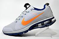 Мужские кроссовки Nike Air Max Flywire, Gray\Orange