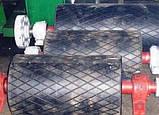 Гумування, або Футеровка приводного барабана стрічкового конвеєра, футеровка роликів і вала поліуретаном., фото 6
