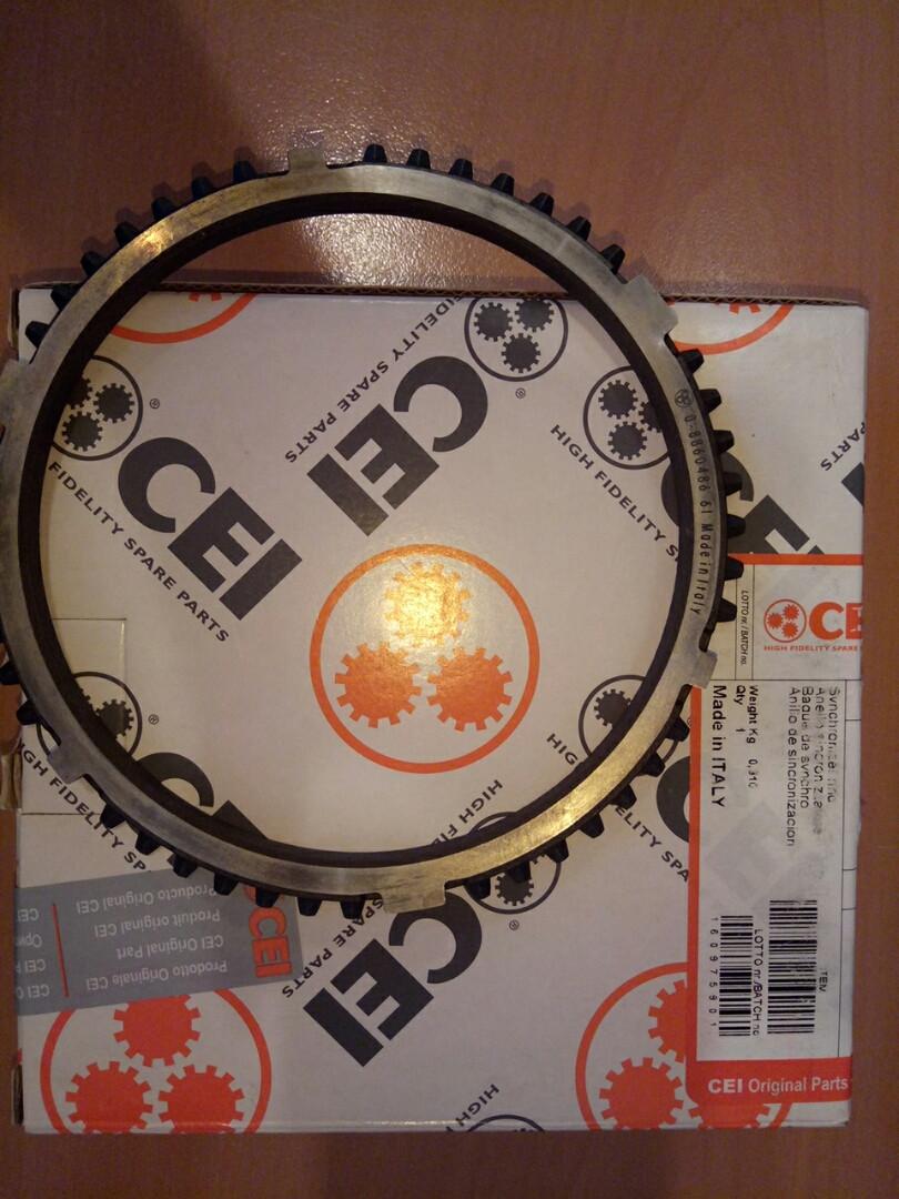 Синхронизатор КПП 119.135