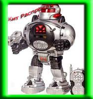 """Игрушка-робот """"Космический воин"""" на радиоуправлении"""