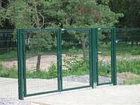 """Калитка,ворота """"Класик"""" (высота 1680,ширина 4000)"""