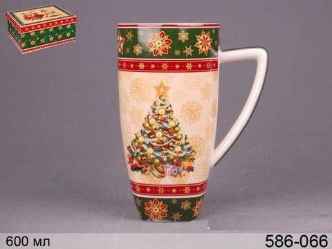 """Lefard гуртка """"новорічна колекція"""" 850 мл 586-062-1"""